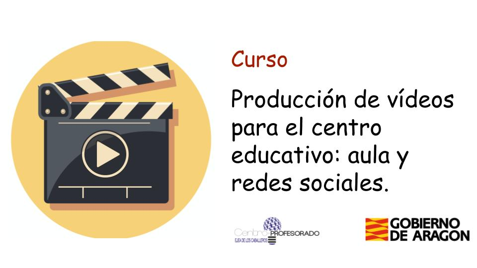 Producción videos educativos